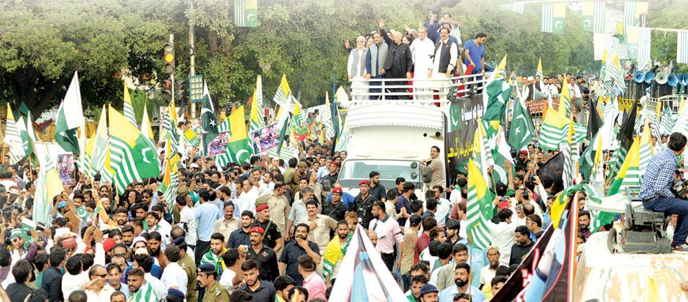 مستحکم پاکستان، آزادی کشمیر کا ضامن
