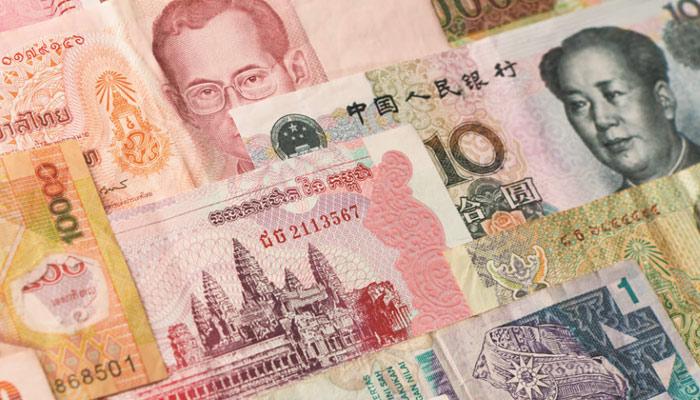 چین کی رینمنبی کی قدر کی نئی سطح ایشیائی کرنسیوں پر دباؤ ڈالنے کیلئے تیار
