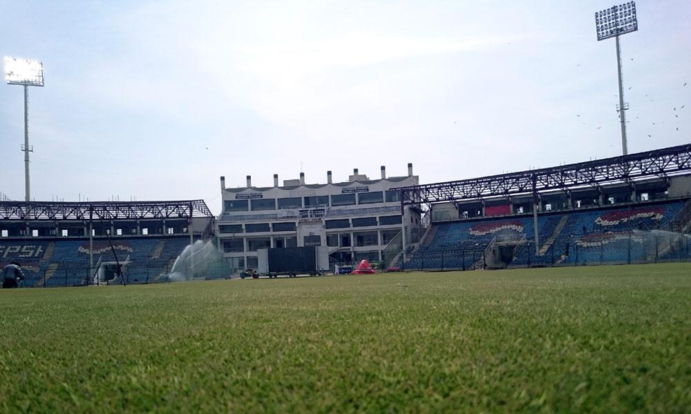 'نیشنل اسٹیڈیم' اسے پاکستانی کرکٹ ٹیم کا گھر سمجھا جاتا تھا