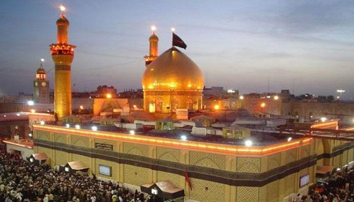 امام حسین رضی اللہ عنہ