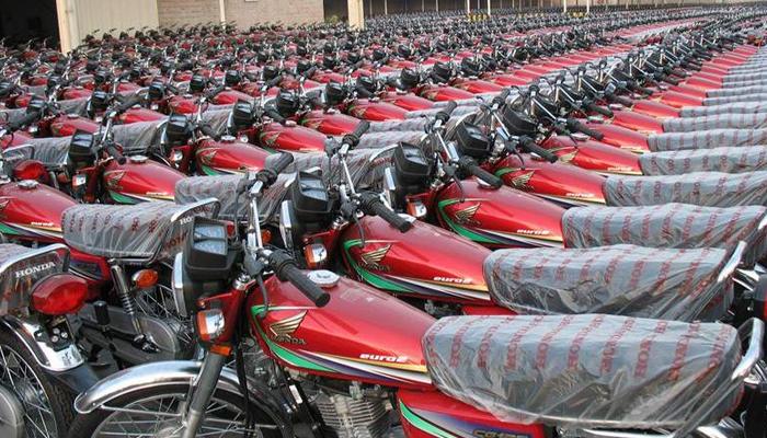 پاکستان میں موٹر سائیکل انڈسٹری کا مستقبل روشن ہے ''حارث نعیم دھوراجی''