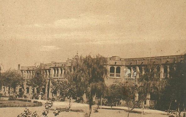 'سول اسپتال' کراچی میں انگریزوں کا تعمیر کردہ پہلا اسپتال