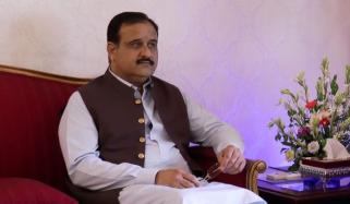 Chief Minister Of Punjab Usman Buzdar