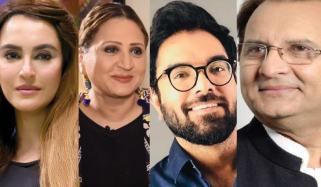 Pakistani Showbiz Stars