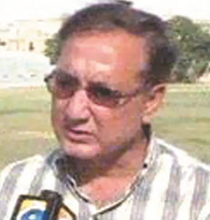 پاکستان فٹبال: پچھلے انتخابات کی خامیاں دور کرینگے، حمزہ خان