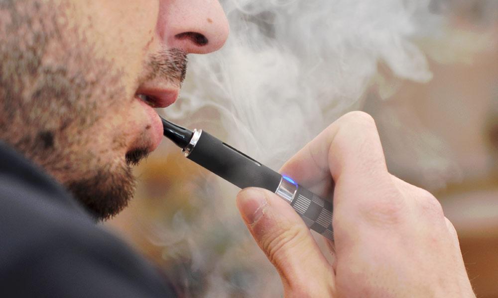 ای سگریٹ بھی نقصان دہ ہے