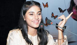 Writer Soha Irfan