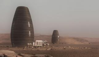 3d Printed Homes In Mars