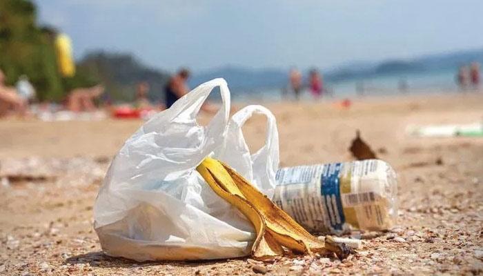 پلاسٹک بیگ پر پابندی کا فیصلہ