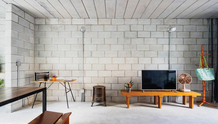کنکریٹ بلاکس سے لائیے تخلیقی انداز