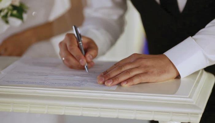 صرف ایک طلاق دینے کا حکم