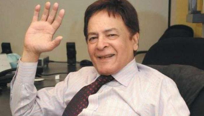60 برس سے فن کی آب یاری کرنے والے 'محمد قوی خان'
