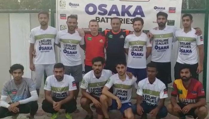 سوکا ورلڈ کپ فٹ بال: پاکستان ٹیم عمدہ کارکردگی کیلئے پر امید
