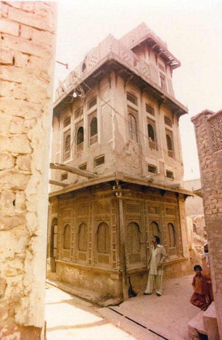 ''روہڑی'' ٹھٹھہ اور سہیون کے بعد سندھ کا تیسرا قدیم شہر