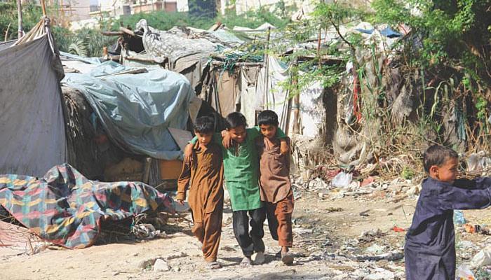 'جندرانی' ملیر اور قائد آباد کے درمیان واقع ہندوؤں کی ایک بستی
