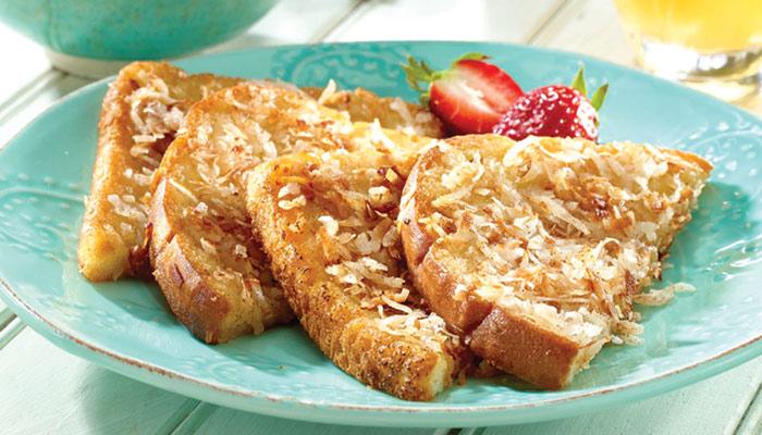 ڈبل روٹی... نرم اور لذیذ غذا