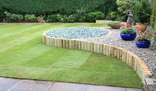 Landscaping Of Garden