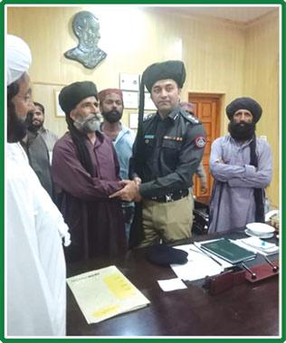 آئی جی سندھ کی ' سرینڈر برائے انصاف پالیسی'
