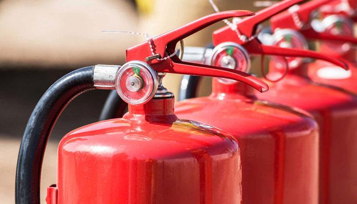 آتشزدگی سے بچاؤ کے حفاظتی اقدامات