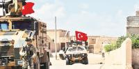Turkey Military Operation Syria