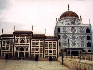'سید محمد بقا شاہ شہید' جید عالم دین جو سندھی زبان کے بلند پایہ شاعر بھی تھے