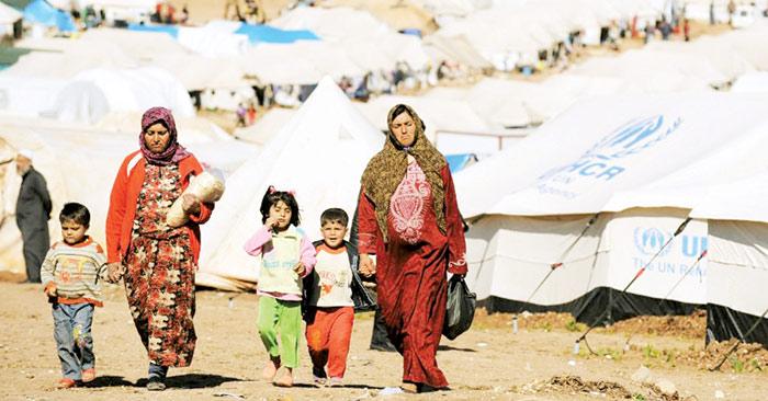 شام میں ترکی کی فوجی کارروائیاں