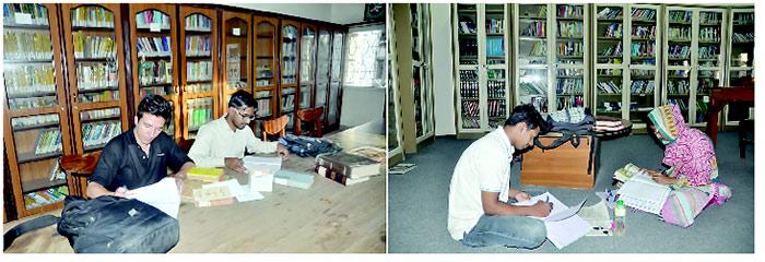 'بیدل لائبریری' قدیم نادر و نایاب کتب و رسائل کے حوالے سے اپنی مثال آپ