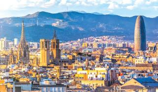 Barcelona City Of Historic Buildings