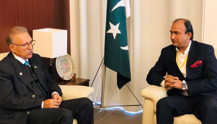 جاپان میں مسئلہ کشمیر پر پاکستانی نقطہ نظر کو اجاگر کیا