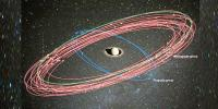 20 New Moons Found Around Saturn