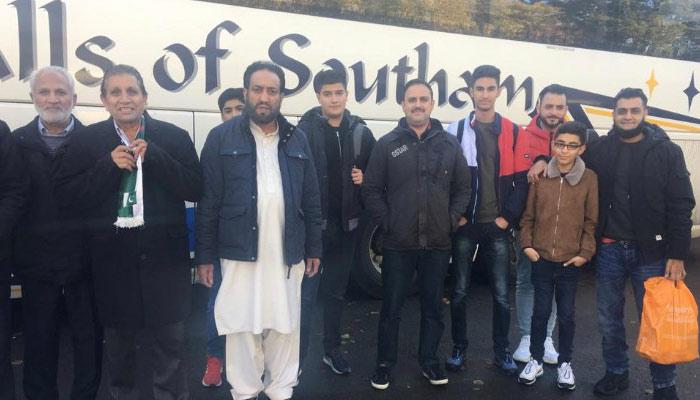 کوونٹری مسلم ریسورس سینٹر کے زیر اہتمام یوم سیاہ کشمیر ریلی