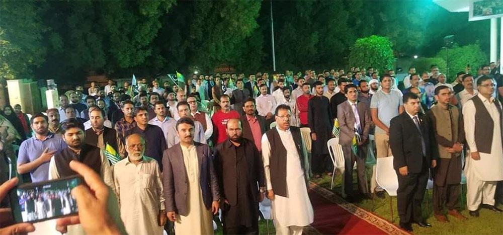 ''یوم سیاہ کشمیر'' کے موقعے پر ابو ظہبی اور دبئی میں تقاریب