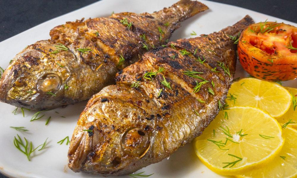 مچھلی... کھانے میں لذیز اور فوائد بھی بے شمار