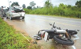 ٹریفک حادثہ، رینجرز اہلکار سمیت دو افراد ہلاک