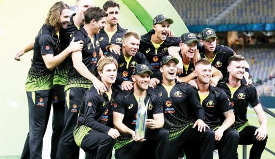 Pak Vs Sri T20 Series