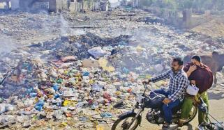Mega City Karachi