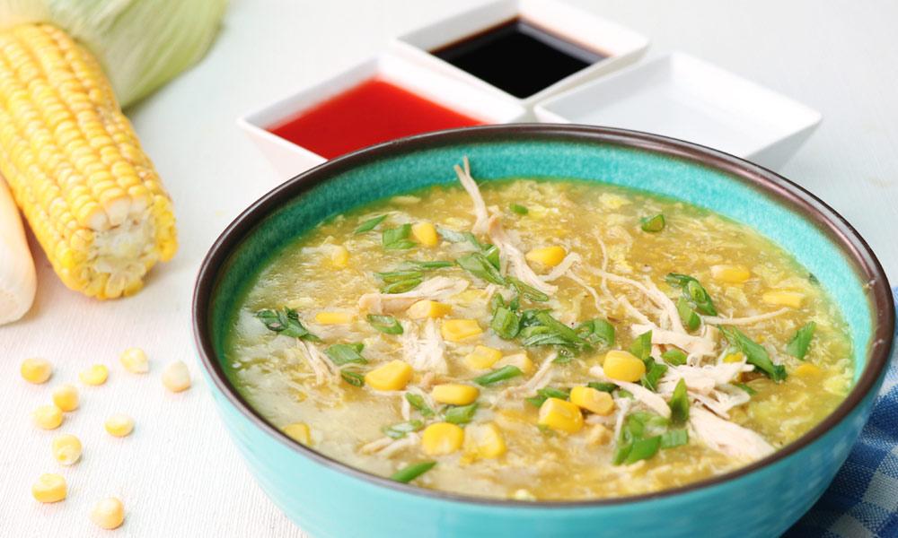 سرد موسم اور گرم سوپ..... کون پسند نہیں کرے گا؟