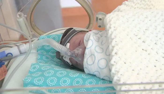 قبل ازوقت پیدا ہونے والے بچے