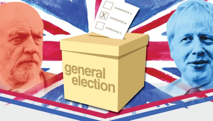 برطانیہ میں ''تاریخ ساز انتخابات''  کی تیاریاں عروج پر