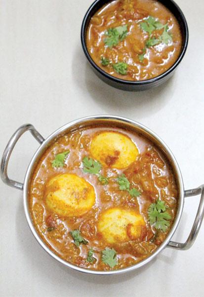 انڈوں سے تیار مزیدار اور لذیز پکوان