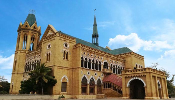 کراچی کے امتیازی نشانات، منفرد طرز ہائے تعمیرات
