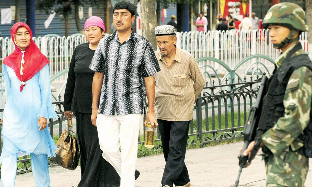 ایغور مسلمانوں کے مسلئے پر امریکا کی سیاست