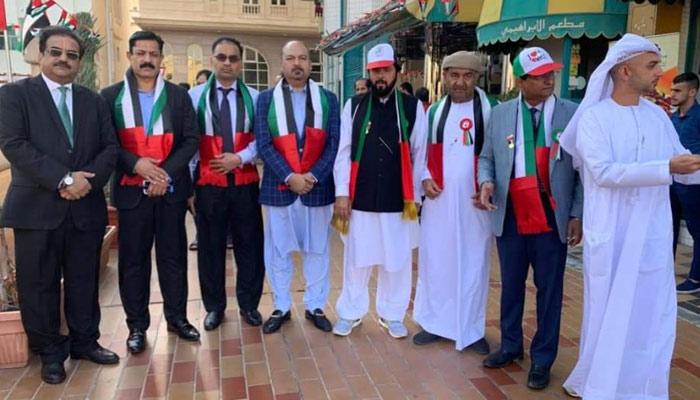 متحدہ عرب امارات کےقومی دن پر پاکستانی کمیونٹی کی جانب سے تقریب کا اہتمام