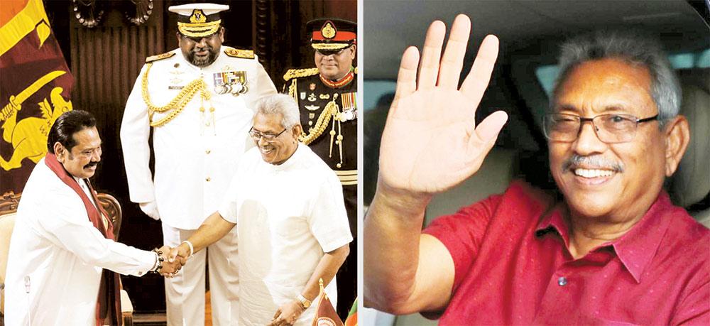 سری لنکا کے نومنتخب صدر کیلئے قومی اتحاد بڑا چیلنج