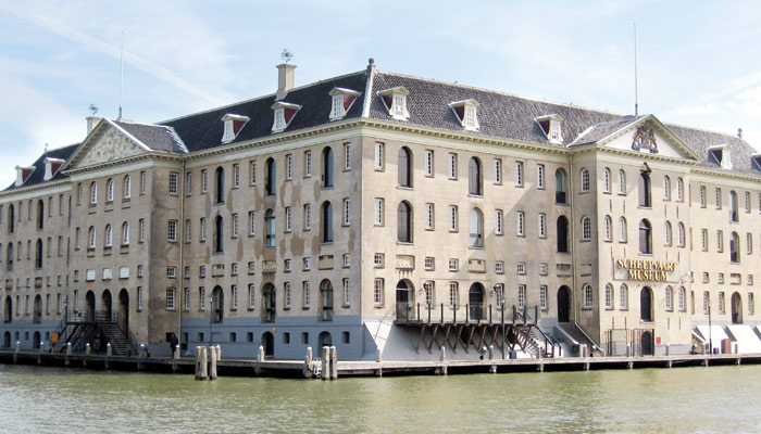 ایمسٹرڈیم کی خوبصورت تعمیرات
