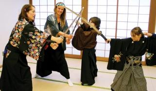 Ninja For Health