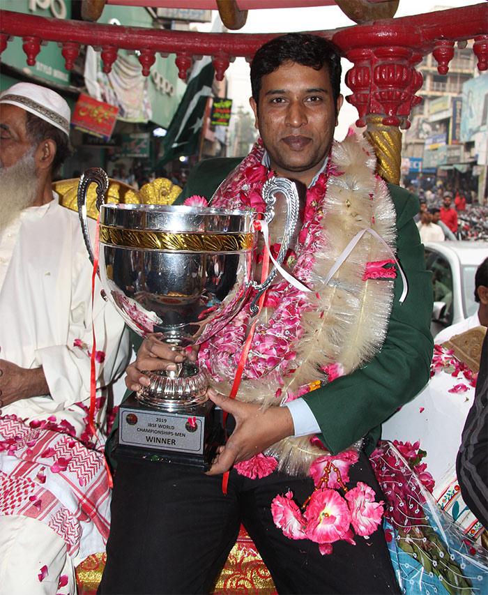 فخر پاکستان... محمد آصف