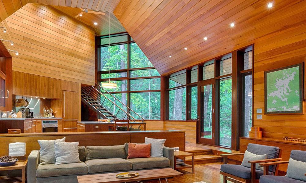 تعمیرات میں استعمال ہونے والی لکڑی کی اقسام
