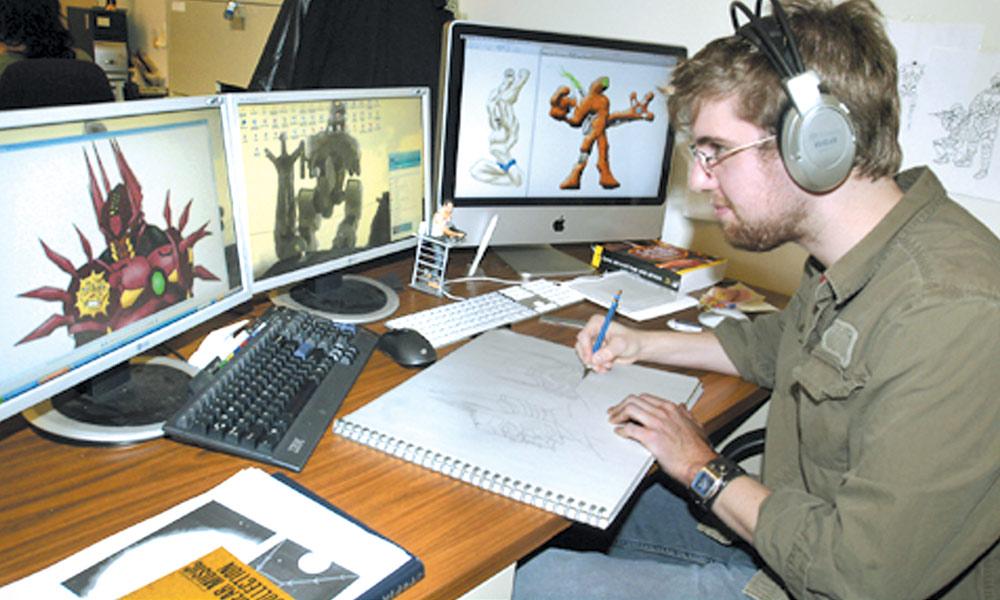 انٹرمیڈیٹ کے بعد اینیمیشن کورسز کریں
