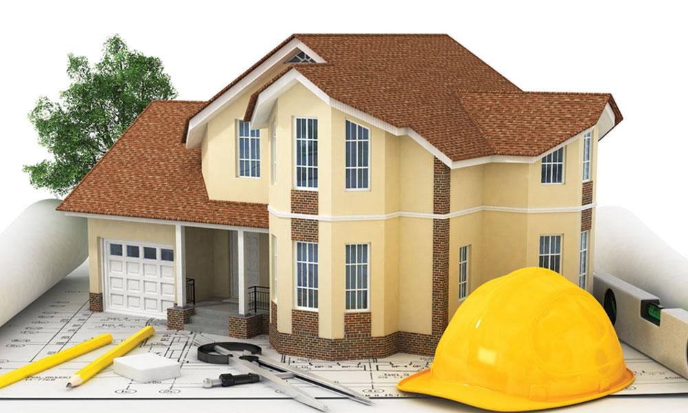 مکان کی تعمیر کے مرحلہ وار اقدامات